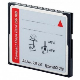 CARTE COMPACT FLASH MCF256 256MB.