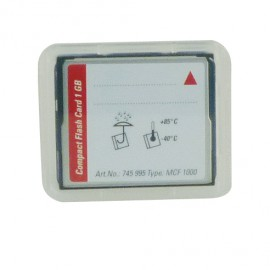 CARTE COMPACTFLASH 1GB MCF1000