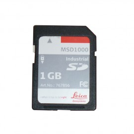 CARTE MÉMOIRE MSD1000 SD 1GB