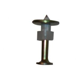Repères SPIT CR9/25 avec rondelle. L : 25mm - Diam : 14mm.