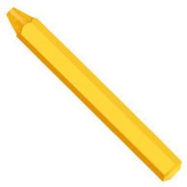 12 Craies à marquer jaune