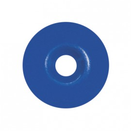 Rondelle Calibel bleue