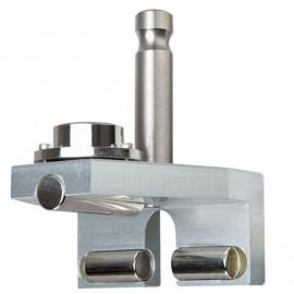 Equerre magnétique pour rail - Adaptateur Leica