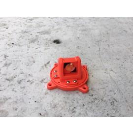Boîtier rotatif pivotable et mini prisme rouge RSMP390 magnétique