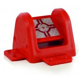 Boîtier rotatif et cible réflecteur rouge RS183