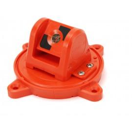 Boîtier rotatif pivotable et mini prisme rouge RSMP190