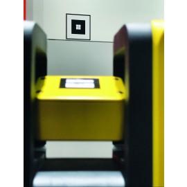 Support Laser autocollant RSLT151 par lot de 10 unités