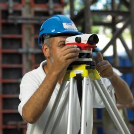 Niveau de chantier automatique Leica NA730