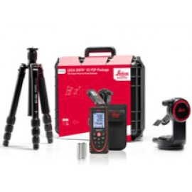 Pack Leica DISTO™ X3-P2P EDITION SPECIALE