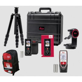 PACK LASERMETRE LEICA DISTO™ X4 + DISTO ONE & BackBag OFFERTS
