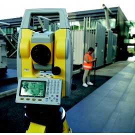 Pack Station Totale Manuelle GeoMax ZOOM10