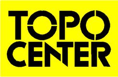 Logo TopoCenter à sa création