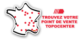 Points de vente Topocenter