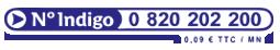 numero indigo 0820 202 200
