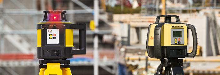 TOPOCENTER - Lasers de Construction Leica, les plus résistants pour vos chantiers !