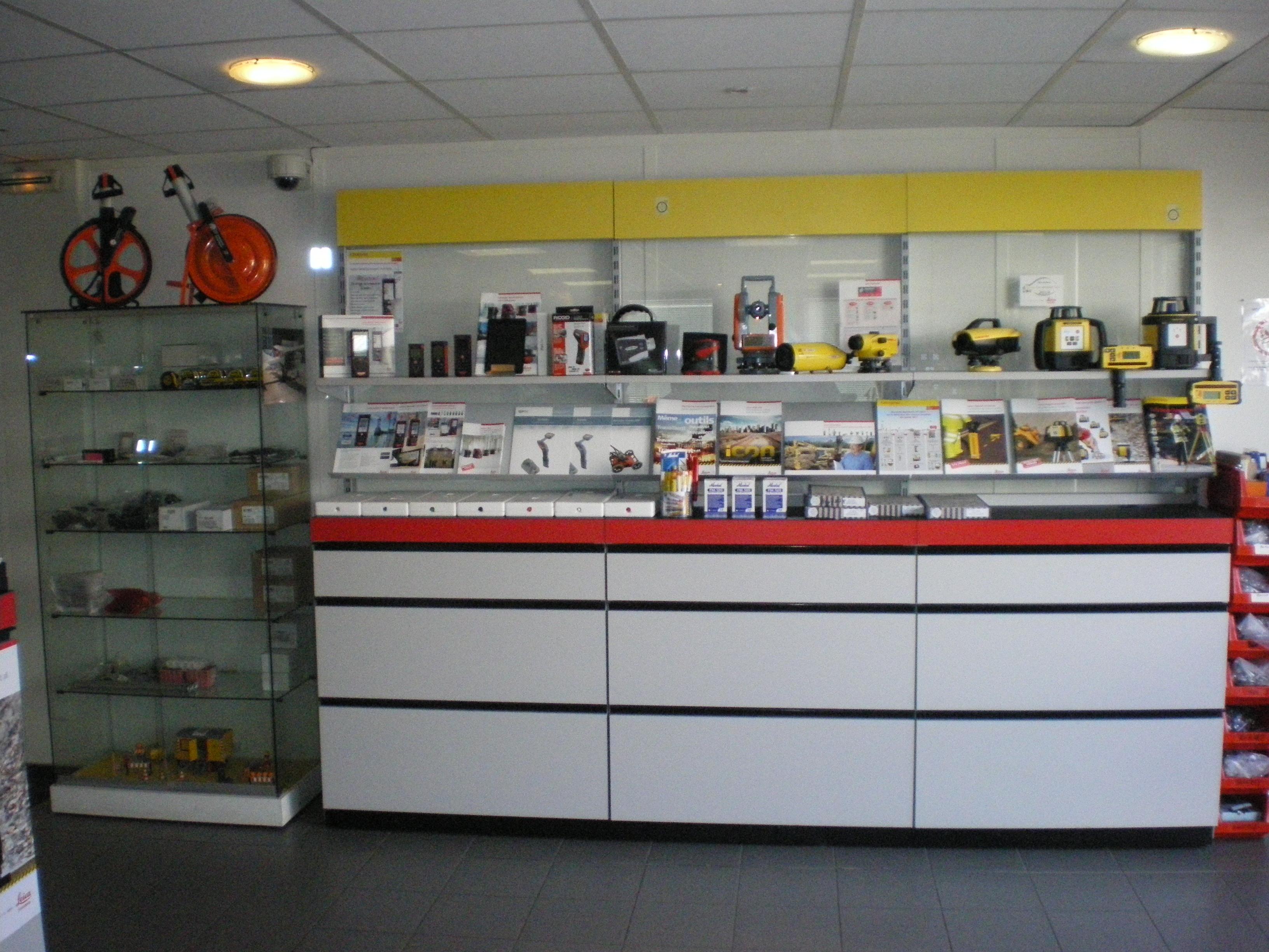 magasin Topocenter Strasbourg - 67118 Geispolsheim