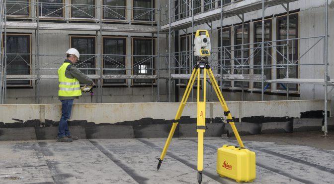 Le nouveau robot iCON de Leica Geosystems est chez TOPOCENTER !