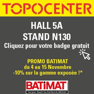BATIMAT : We are here ! Hall 5A – Stand N130